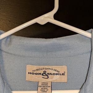Hook and Tackle Shirts - Mens Hook and Tackle Shirt